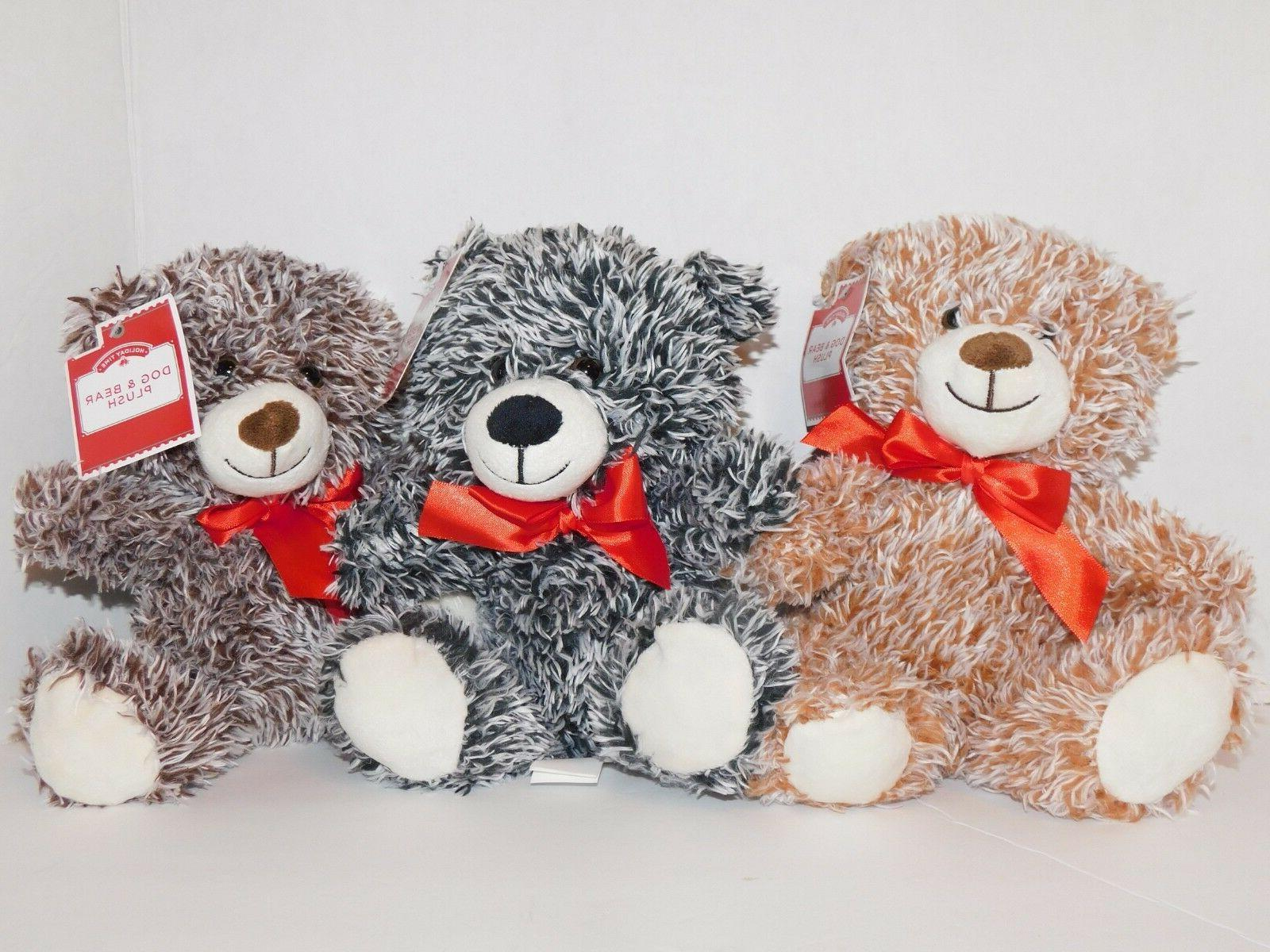 Teddy Bears Animals THREE & 8