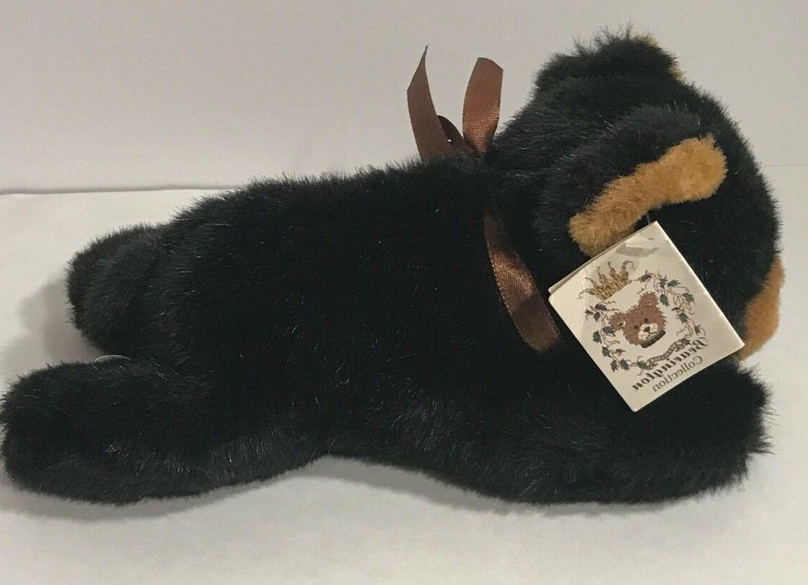 "The Bearington Collection Bear 9"" Long Animal NWT"