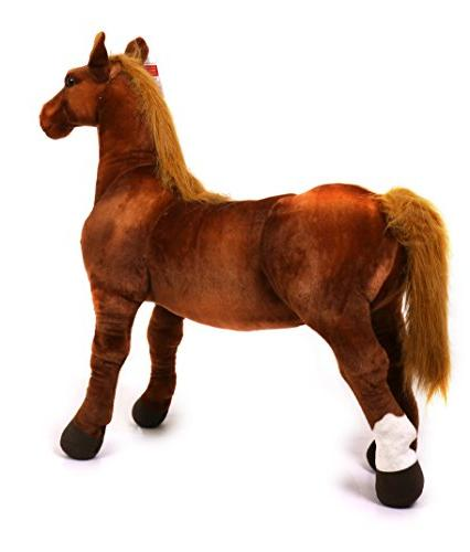 VIAHART Thorsten Horse | 3 Big Texas | Tale