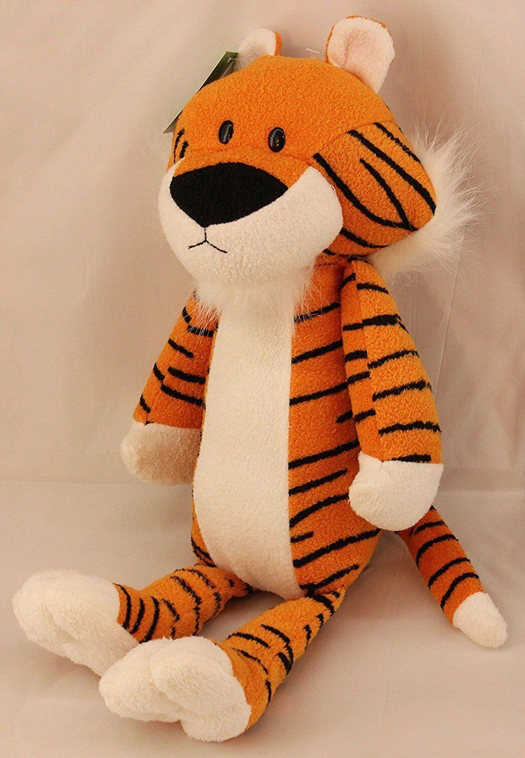 Sweet Sprouts Tiger Figure Toy Stuffed Doll Animal US 18 inch