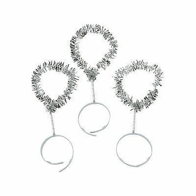 Tinsel Halos - Accessories -