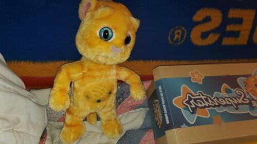 Tom Ginger Superstar Toy