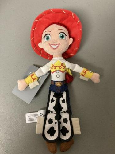 """Disney Store Toy Story Jessie 11"""" Bag NEW"""