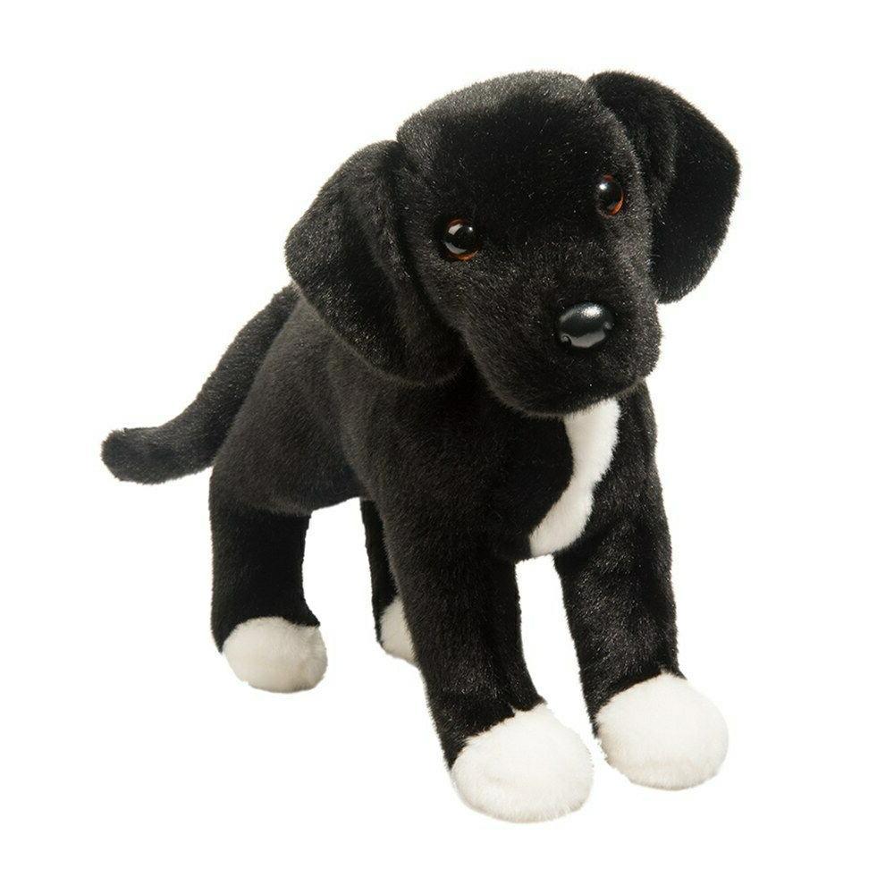 Douglas Twister BLACK LAB PIT BULL MIX Plush Rescue Pup NEW