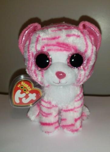 """Ty Beanie Boos - ASIA the Tiger 6"""" MINT with MINT TAGS - Eur"""