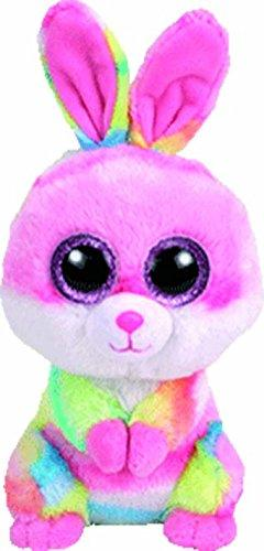 Ty Beanie Boos - LOLLIPOP the Tie Dyed Easter Bunny  2018 NE