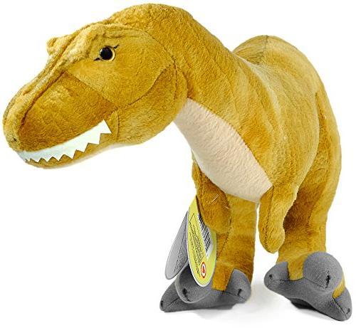 Tyrone 16 Stuffed Animal Plush Tyrannosaurus Rex   By Tale Toys