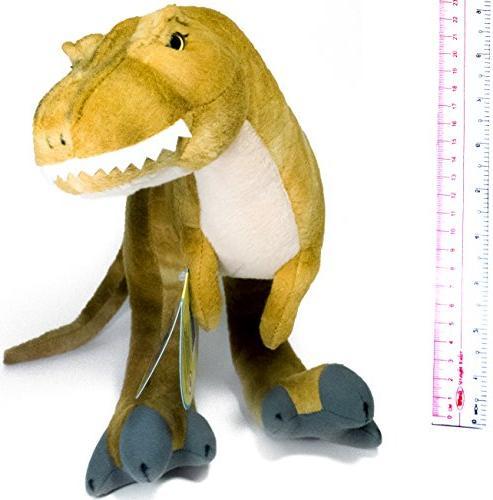 Tyrone T-rex 16 Inch Dinosaur Stuffed Animal Rex By Tale