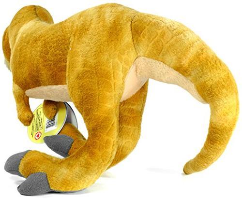 16 Inch Dinosaur Stuffed Plush Rex   Tale Toys