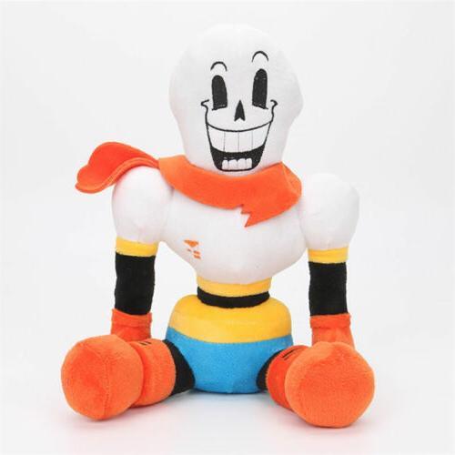 undertale cute papyrus plush stuffed doll toy