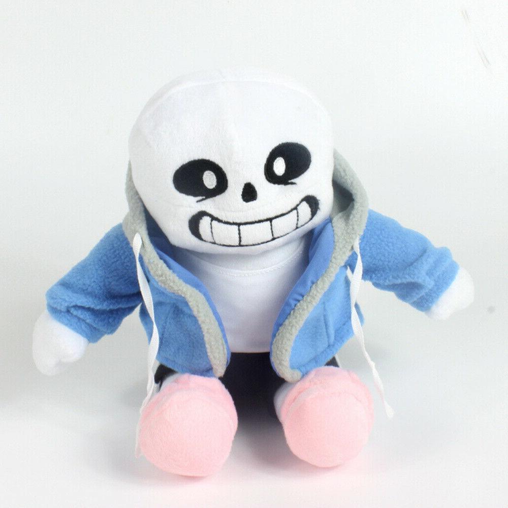 Undertale Sans Doll 22cm Cushion Cosplay Toy
