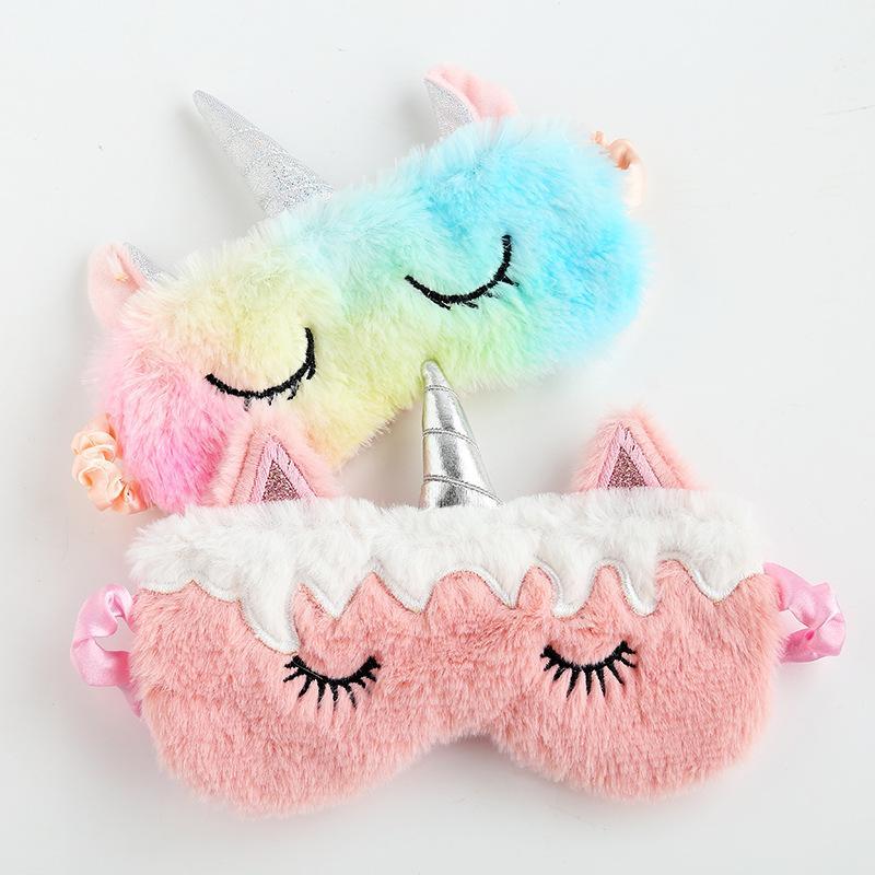 unicorn font b eye b font mask