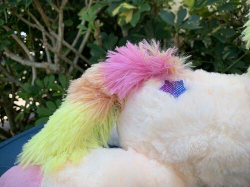 Unicorn Pink Plush Cute Kids