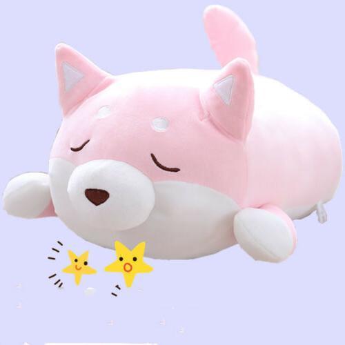 US Inu Plush Pillow Corgi Akita Toy Gifts