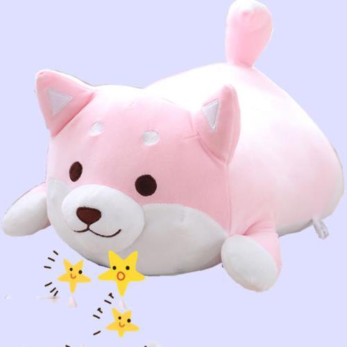 US Plush Pillow Akita Stuffed Toy Gifts