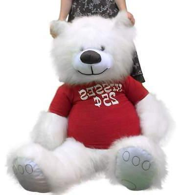 Valentine's Teddy Wears KISSES 25 CENTS