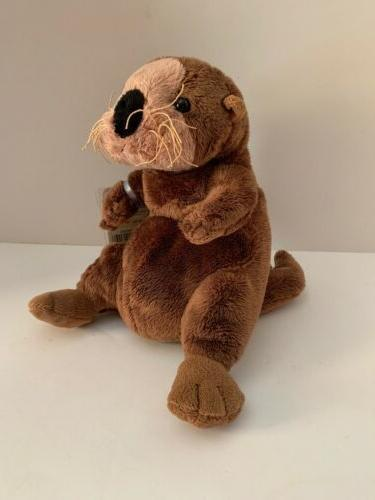 Webkinz Virtual Pet Plush - SEA OTTER  - New w/Unused Code