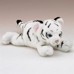 White Tiger Cub - 9'' Tiger...New, Free Shipping