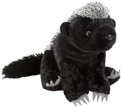 Wild Republic Honey Badger Plush Stuffed Animal Toy Kids Gif
