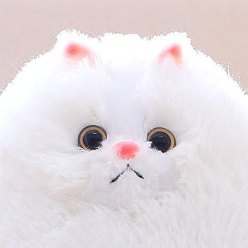 Winsterch Kids Cats Plush Animal Gift Animal Baby Plush,11.8''