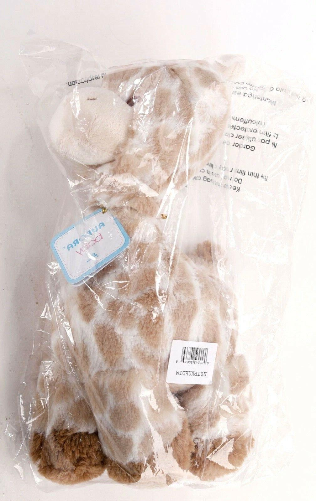 world loppy giraffe plush