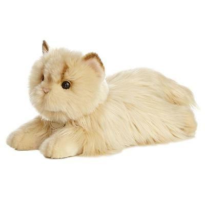 world miyoni persian cat plush