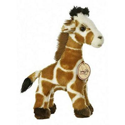 Aurora World Plush - Miyoni - GIRAFFE  - Stuffed Animal Toy