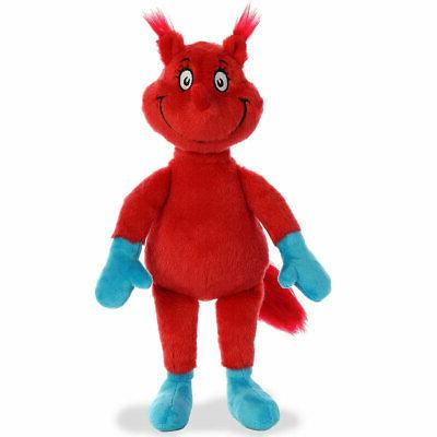 world plush dr seuss fox in socks