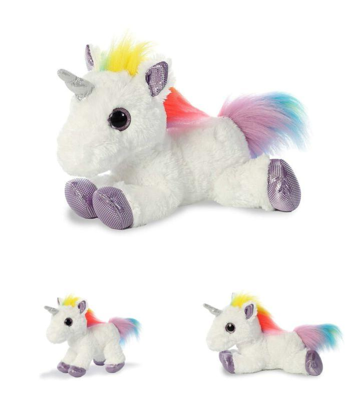 world rainbow unicorn flopsie