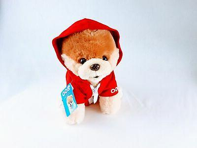Gund World's Cutest Boo Jacket Animal Plush 9""