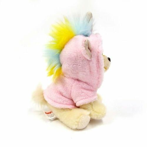 Gund World's Dog Itty Unicorn Stuffed Animal Plush