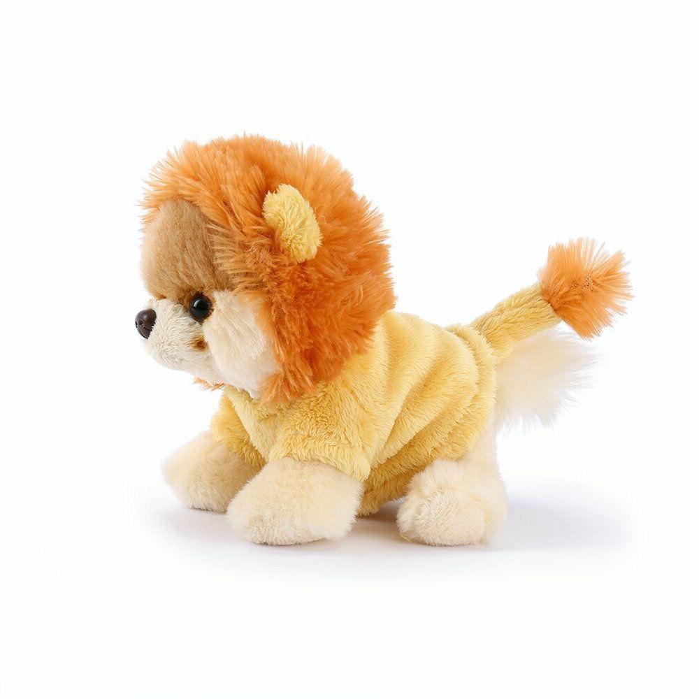"Gund World's Itty Boo Plush 5"" Stuffed Tan"