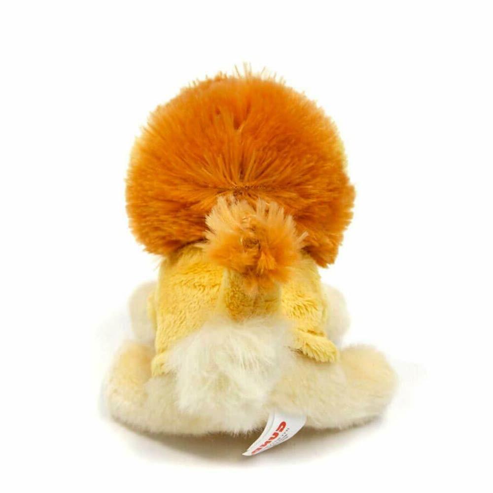 Itty Bitty Boo Lion Plush Tan