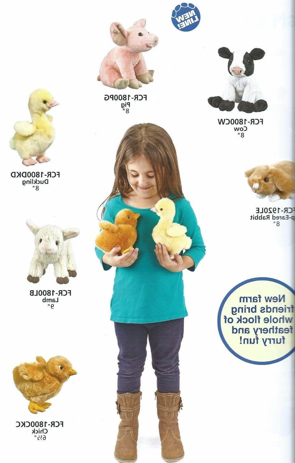 New Yellow Chick Toy Stuffed Artists