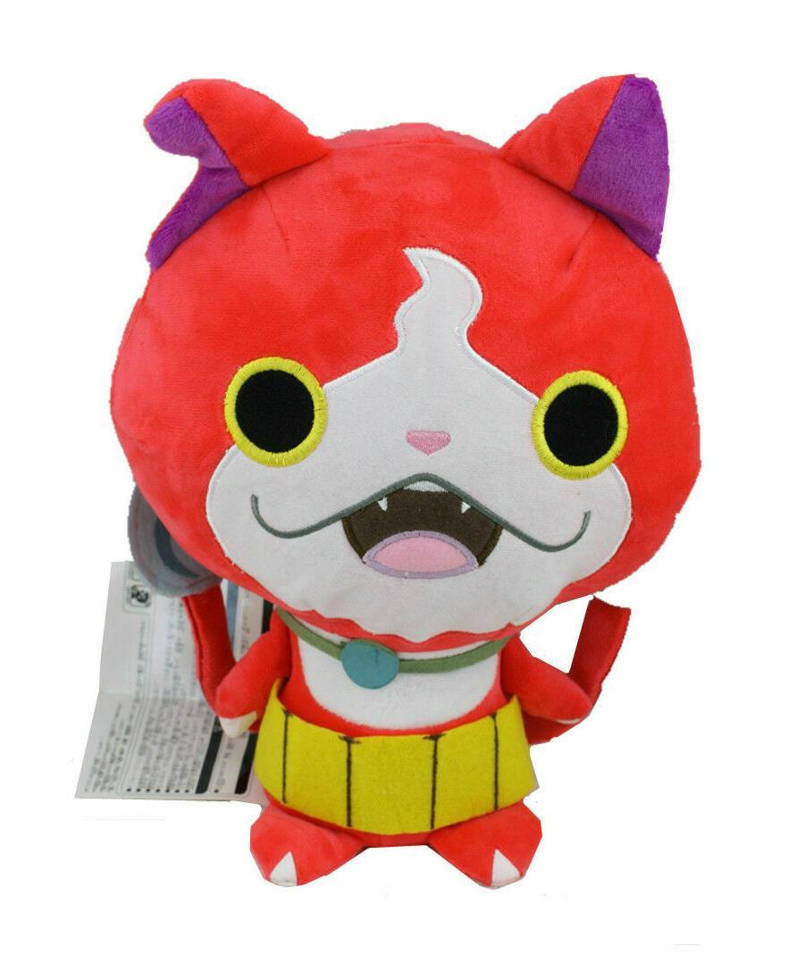Yokai Watch Youkai Yo-kai Jibanyan Plush Doll Stuffed Animal