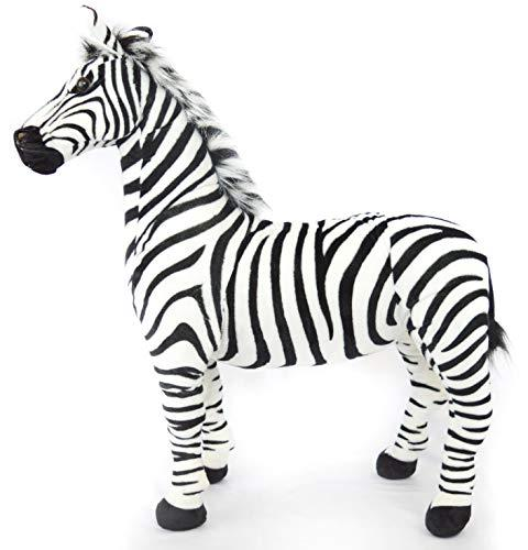 VIAHART Zelassie | Stuffed Animal Horse | from Tiger Tale Toys