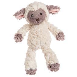 Mary Meyer Lamb Putty Nursery Sheep White Cream Gray Baby St
