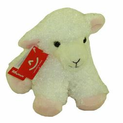 "Lana the Lamb Mini Flopsie - 8"" by Aurora - 31181-AR"