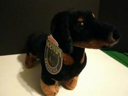 Large Melissa And Doug Dachshund Doxie Daschund Dog Stuffed