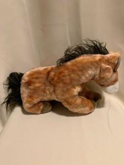 Ty Large Plush Beanie Buddy Oats Stuffed Animal Horse Plush