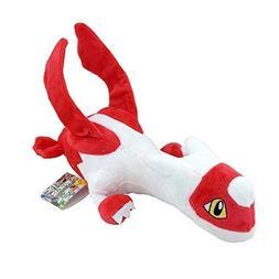 Latias Eon Plush Toy Pokemon Red Dragon Female Soft Stuffed