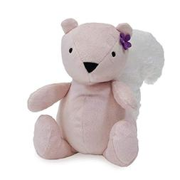 Bedtime Originals Lavender Woods Plush Squirrel, Nibbles