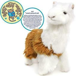 lea peruvian llama stuffed animal