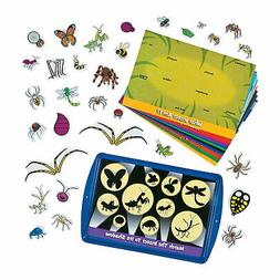 Learning Insects Magnetic Activity Set - Educational - 1 Pie