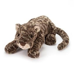 Jellycat Lexi Leopard Stuffed Animal, 19 inches