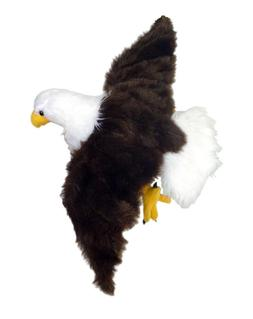 liberty bald eagle stuffed animal