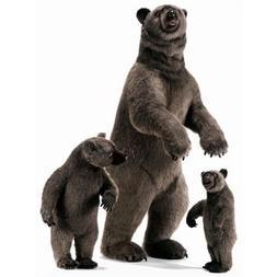 Life Size Grizzly Bear Stuffed Animal