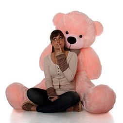 Giant Teddy 5 Foot Life Size Teddy Bear Huge Stuffed Animal