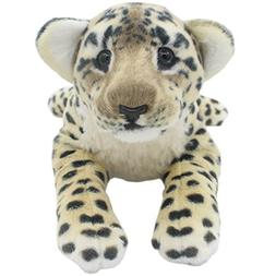 TAGLN Lifelike The Jungle Animals Cheetah Realistic Stuffed