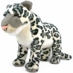 Lila the Snow Leopard | 17 Inch  Stuffed Animal Plush | By T
